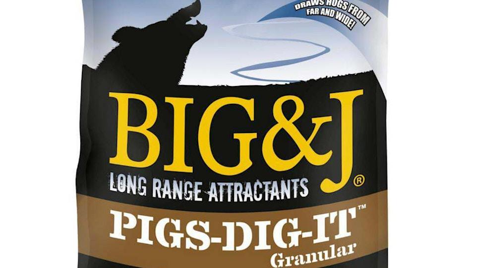Big & J Pigs Dig It