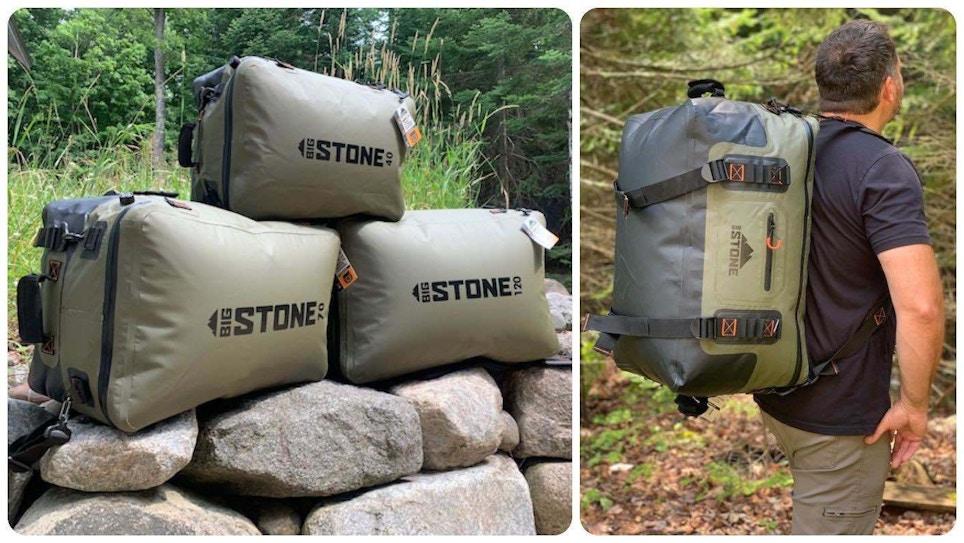 Big Stone Airtight, Waterproof Luggage