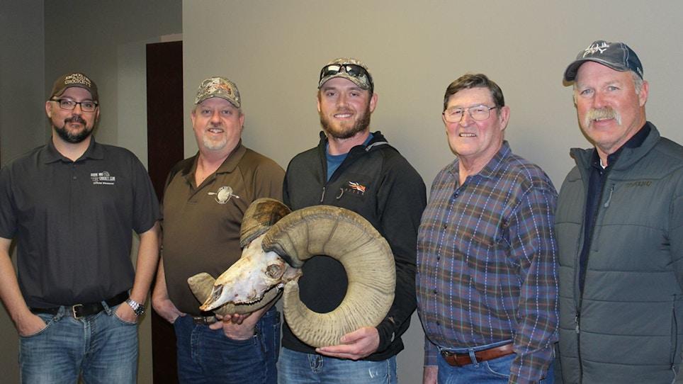 New Archery World Record Rocky Mountain Bighorn Sheep