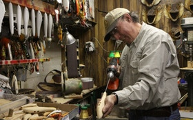 Fishing-Lure Maker Makes Splash With Turkey Call