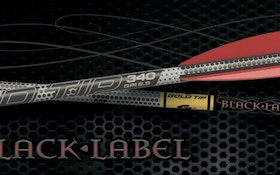 First Look: Gold Tip Black Label Premium Arrows