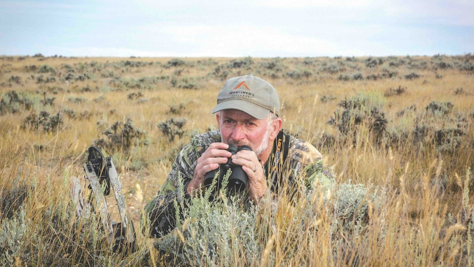 11 Steps for Successful Spot-and-Stalk Bowhunting
