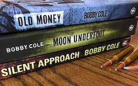 Book Review: Bobby Cole Thrillers for Lengthy Deer Stand Vigils