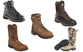 Gear Review: Boots For Work And Going Afield
