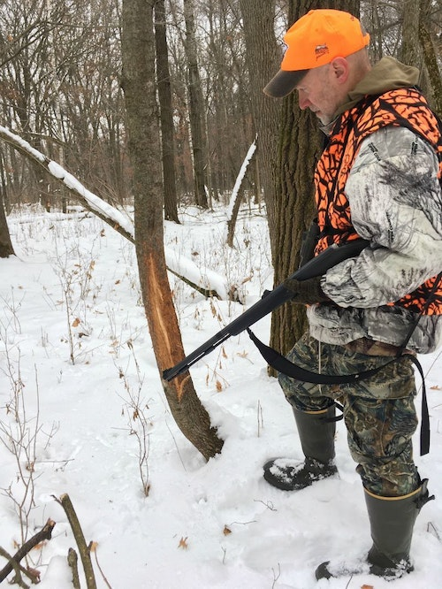 If you continue to see a decent amount of buck sign in the woods throughout the season but fail to spot deer during legal hunting time, then chances are good you're overhunting the area, which is causing deer to travel only after dark.