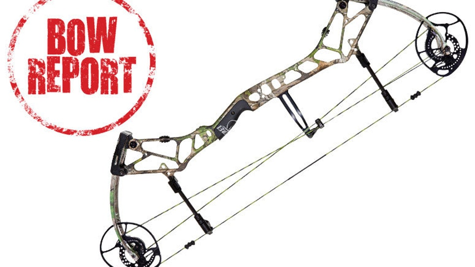 Bow Report: Bear Archery BR33