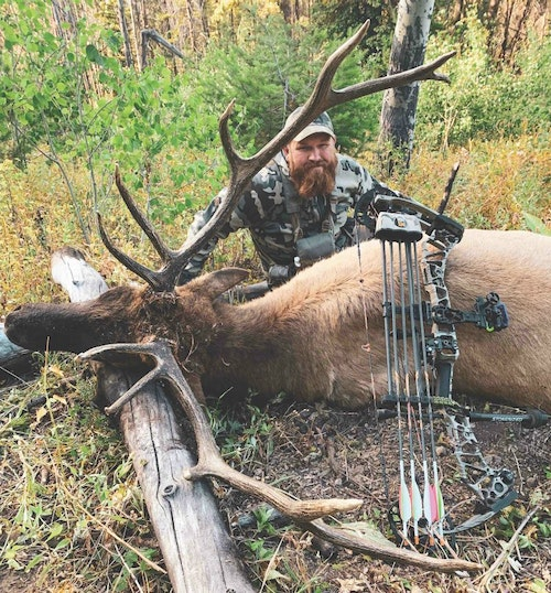 While waiting for the draw-of-a-lifetime in Arizona, the author bowhunts elk in states with over-the-counter tags.