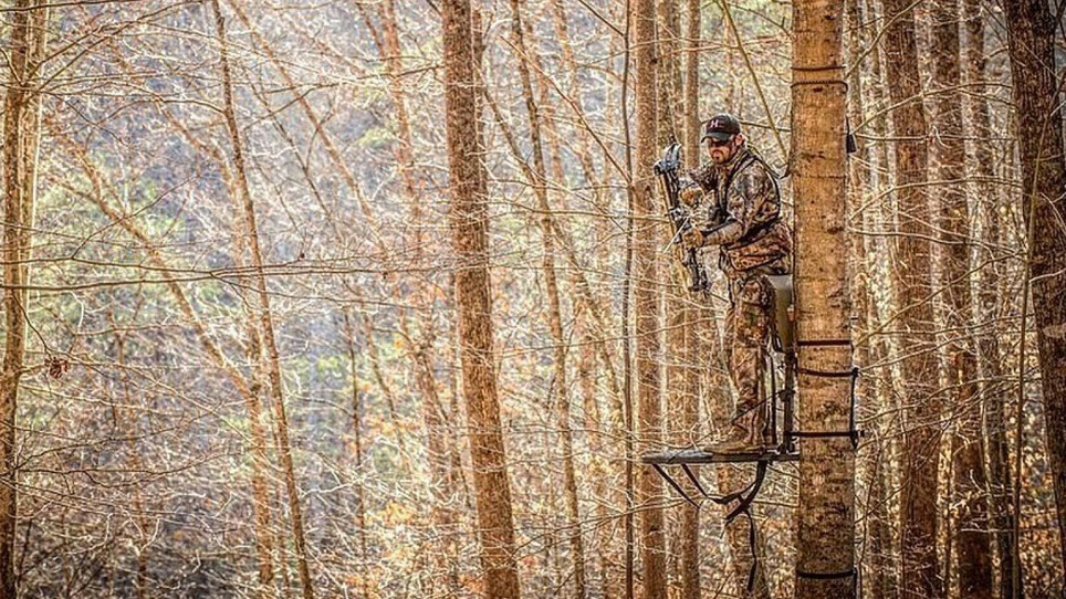 Bowhunting Shooting Stance: Why Open Is Ideal