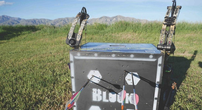 Two Bow Review: Mathews Vertix and Hoyt RX-3