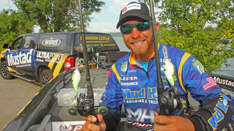 Bass Fishing Tips: Summer Crankbaits with Brandon Lester