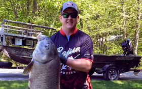 Bowfishing Outing Results in State Record Buffalo