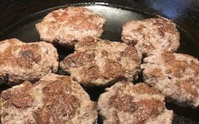 Savory Venison Breakfast Sausage