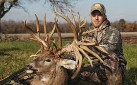 New Archery World Record Non-Typical Whitetail