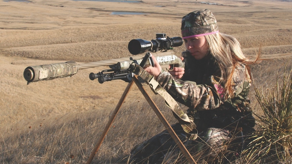 Dialing in on Long-Range Coyotes