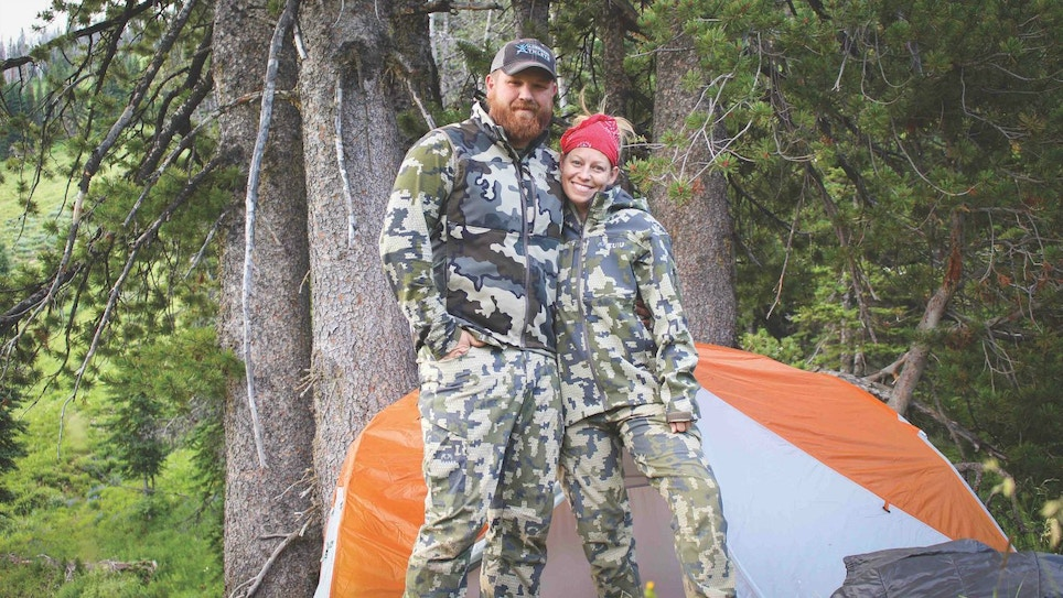 Backpacking With Your Spouse