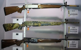Browning's old-school autoloading rifle