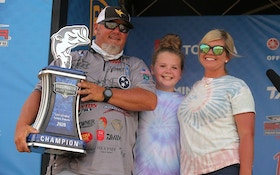 Buddy Gross Earns First Bassmaster Elite Series Win on Lake Eufaula