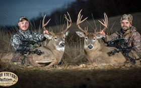 Whitetail Buck Bag Limit of Zero in Wisconsin's Famed Buffalo County?