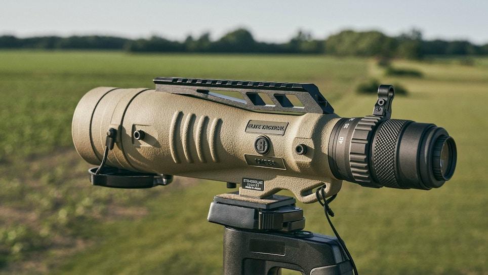 Bushnell LMSS2 Elite Tactical Spotting Scope