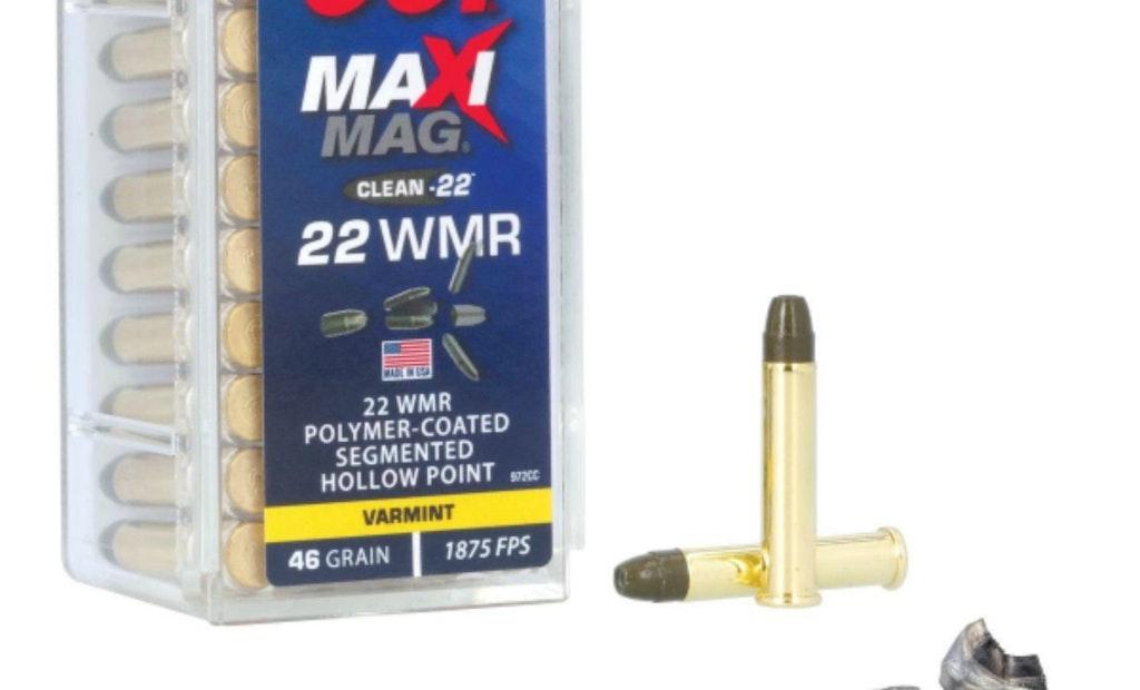 CCI Maxi-Mag Clean-22 Ammunition