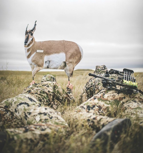 Speed bows matched with lightweight arrows are an okay match for thin-skinned animals such as pronghorn, but in the author's opinion they aren't the best choice for whitetails and larger game.