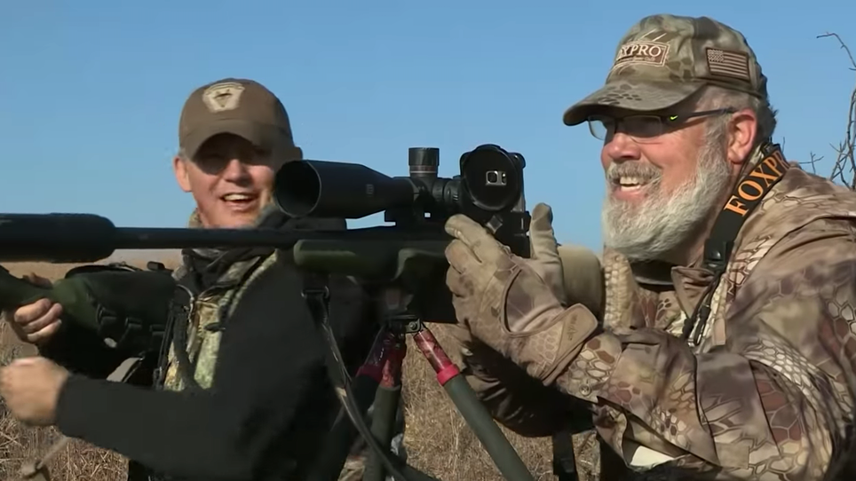 Calling Kansas Coyotes in Wide-Open Country