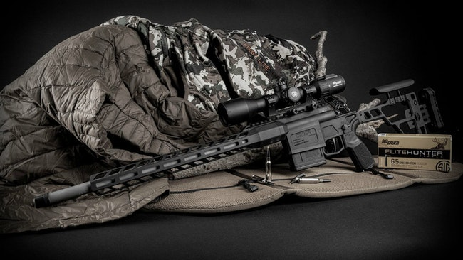 Sig Sauer Cross Bolt-Action Hunting Rifle