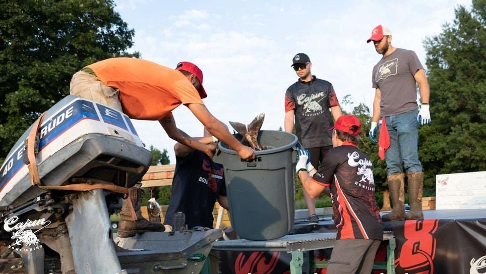 2021 Cajun8 Limited Bowfishing Tournament Breaks Attendance Records