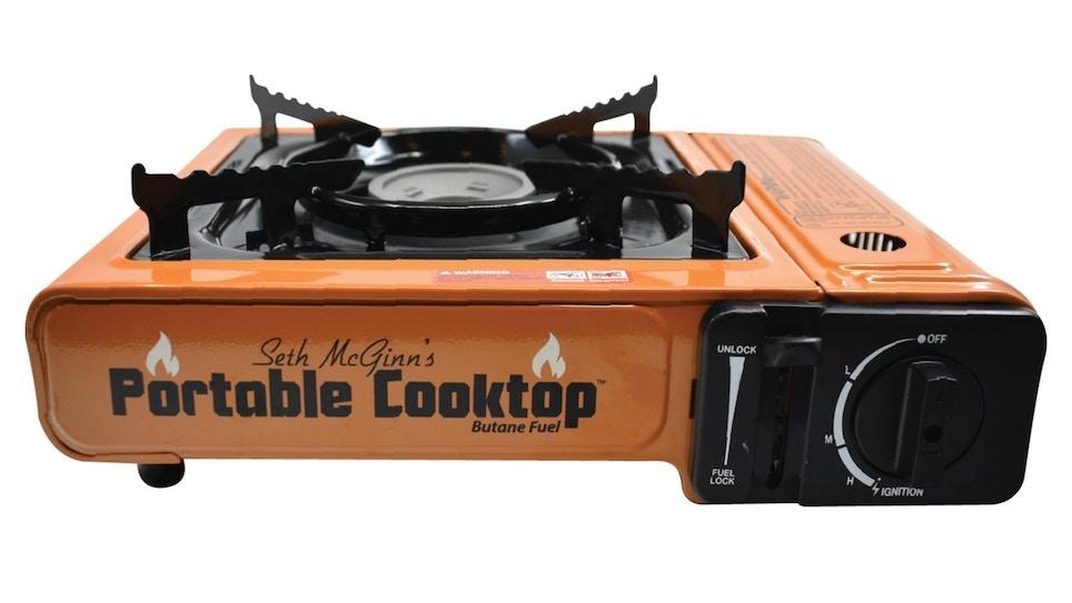CanCooker Seth McGinn's Portable Cooktop