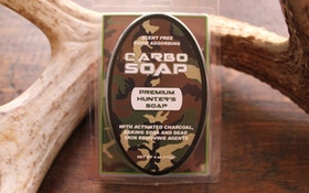 CARBOMASK Introduces CarboSoap: High-Performance Hunting Soap