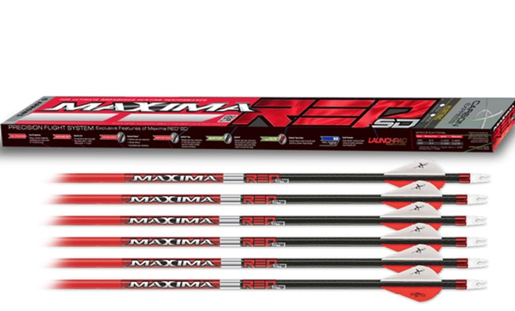 New Carbon Express Maxima RED SD 450 Shafts