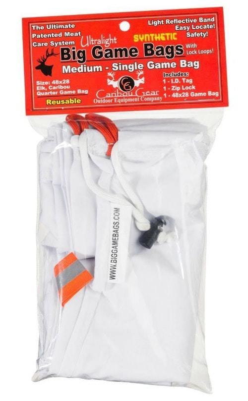 Caribou Gear Single Quarter Game Bag