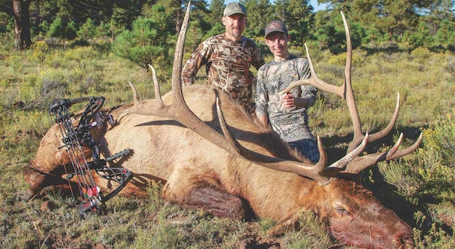A Bowhunter's Moment of Truth