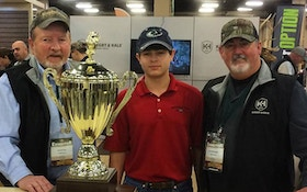Clay Prudhomme Captures Junior Division Title At NWTF Show