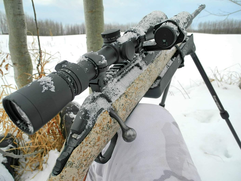 How Cold Weather Kills Rifles