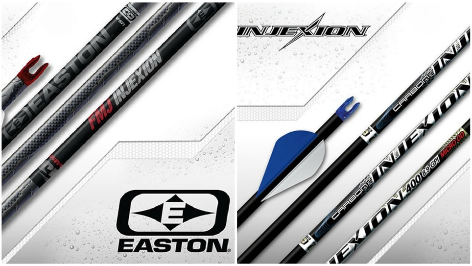 Easton Ultra-Micro 4mm FMJ Injexion and Carbon Injexion Arrows