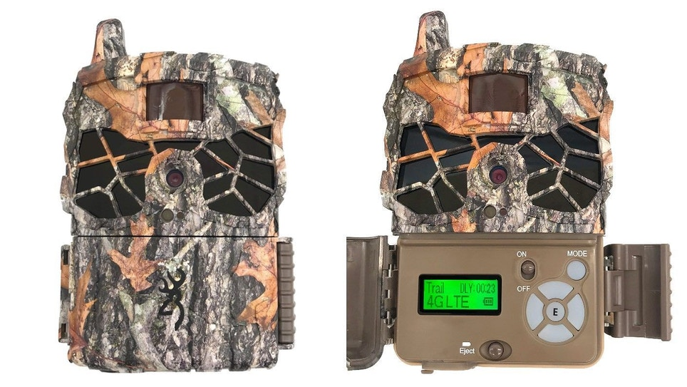 Browning Defender Ridgeline Cell Camera