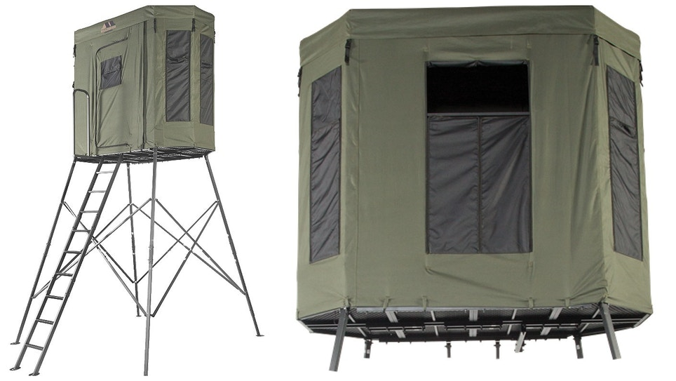 Millennium Q200 Buck Hut Shooting House