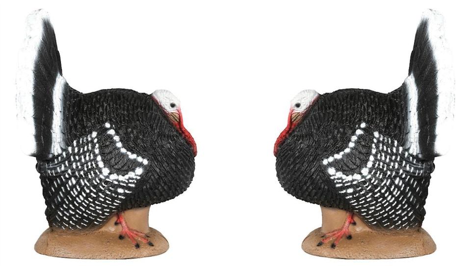 New Strutter Turkey 3-D Target from Delta McKenzie