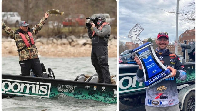 Video: 'Moping' Technique Is Key for Gustafson's Recent BASS Victory