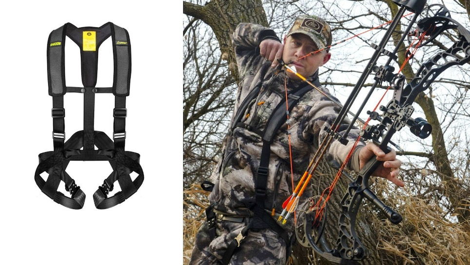 Hunter Safety System Shadow Full-Body Harness