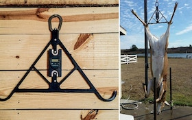 Ranew's Outdoors Hanging Judge Gambrel
