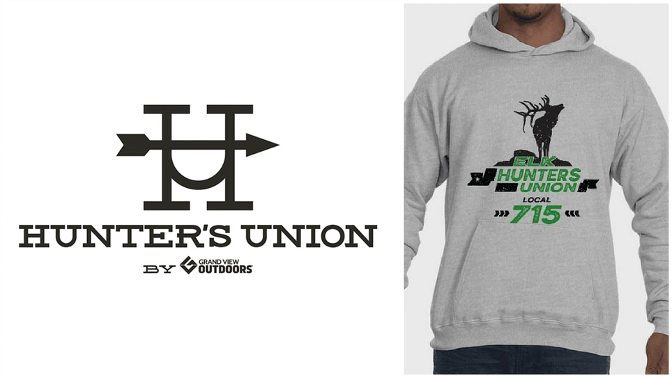 Grand View Outdoors Introduces the Hunter's Union Tee Shop