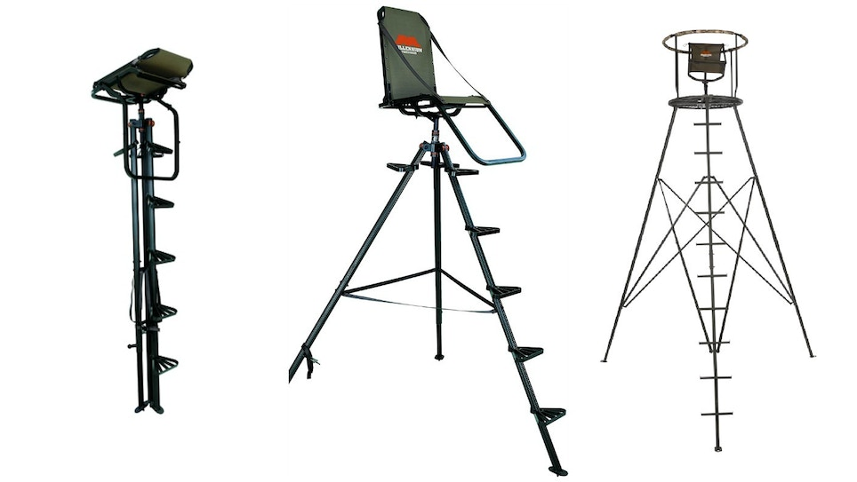 Millennium T100 and T360 Tripod Stands