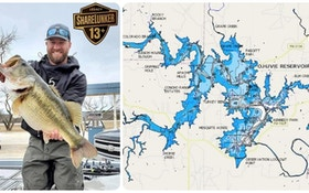 O.H. Ivie Reservoir in Texas Is on Fire With Trophy Largemouth Bass