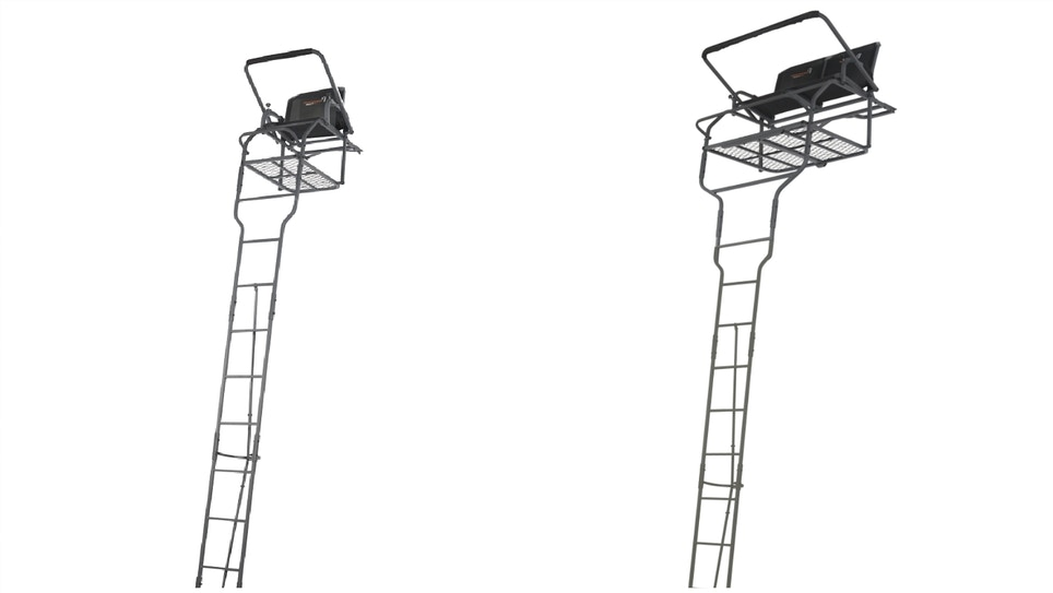 Ol'Man Assassin Ladder Stands