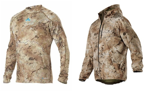 Pnuma Rogue Shirt and Selkirk Endurance Lightweight All-Weather Jacket