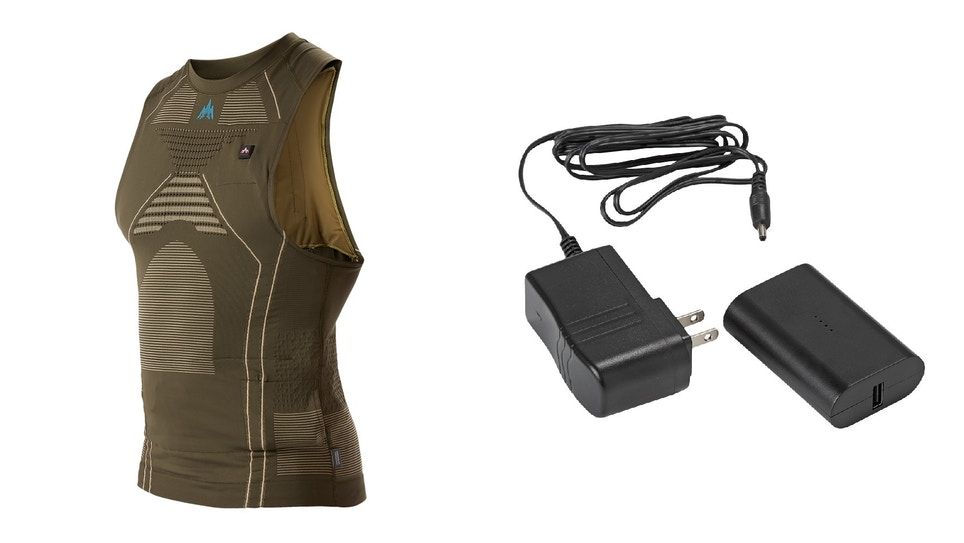 Pnuma IconX Heated Core Vest