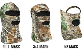 Primos Edge Camo Stretch Fit Masks
