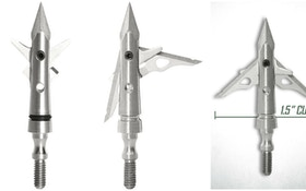 SEVR Announces New Titanium 1.5 Broadhead